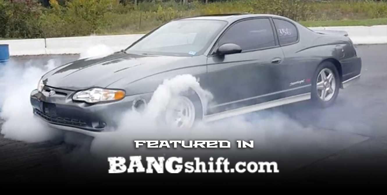 Front-Wheel-Drive Violence: Furches Performance's Turbo LS4 Monte Carlo Running The Strip