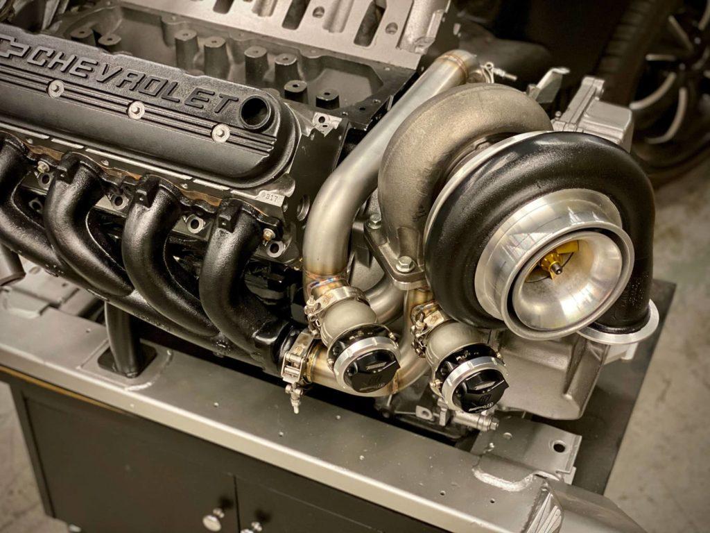 Bullseye Power Turbo on Motor